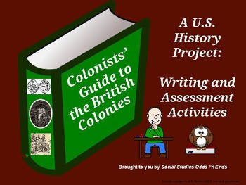 A Colonist's Guide To Surviving the Colonies