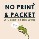 A Color of His Own Speech Therapy Companion: Grab N' Go Fi