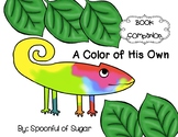 A Color of His Own (Story Companion with story and nonfict
