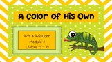 A Color of His Own (Wit & Wisdom, Grade 2 - Module 1 Lessons 15 - 19)