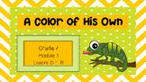 A Color of His Own (Wit & Wisdom, Grade 2 - Module 1 Lesso