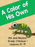 A Color of His Own (Wit and Wisdom Grade 2 Module 1 Lessons 14-19)