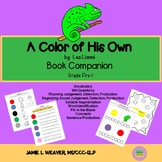 A Color of His Own by Leo Lionni Activities Book Companion