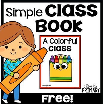 A Colorful Class Book