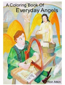 A Coloring Book of Everyday Angels
