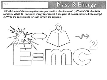eyeLEARN Math Equations (Physical Sciences) Study Guide & Powerpoint Images
