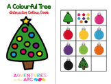 A Colourful Tree Interactive Colour Book