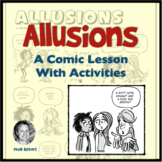 A Comic Lesson on Allusions With Activities