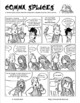 Comma Splices: A Comic Lesson With Activities