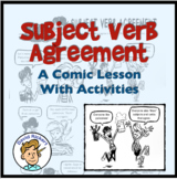 Subject-Verb Agreement Comic