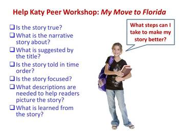 A Common Core Approach to Narrative Writing: From Storytelling to Writing