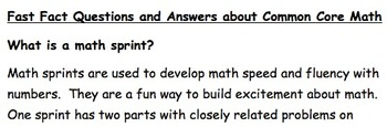 A Common Core Guide to Third Grade - Module 1