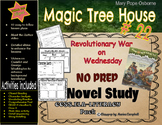 A Common Core NOVEL STUDY Magic Tree House, Revolutionary