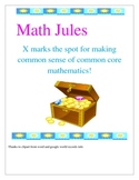A Common Core approach for solving word problems