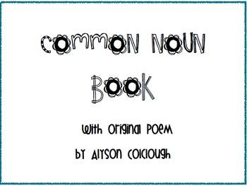 A Common Noun Book