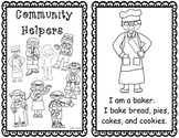 A Community Helpers Book