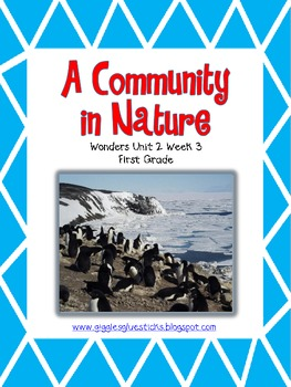 A Community in Nature - Wonders First Grade - Unit 2 Week 3