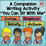 A Companion Writing Activity Featuring Kindness and Inclusion