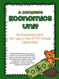 A Complete Economics Unit {For Use in the 2nd-5th Grade Classroom}