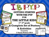 A Complete Getting Started with the PYP Kit  for Little Kids