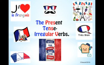 A Complete Guide to Irregular Verbs in French in the Prese