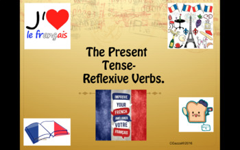 A Complete Guide to Reflexive Verbs in French in the Present Tense.