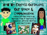 A Complete IB PYP Interactive Unit of Inquiry Voices and Communication