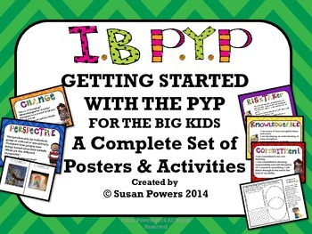 A Complete Kit for Getting Started with the PYP for Big Kids