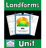 Landforms Unit Bundle