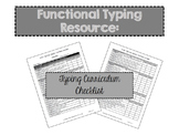 A Complete Typing Instructional Resource for Special Ed