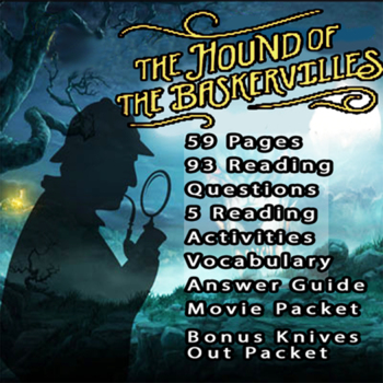 A Complete Unit for Sherlock Holmes The Hound of the Baskervilles