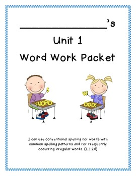 A Complete Year of Daily Word Work for 195 Words!