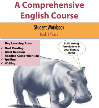 A Comprehensive English Course: Book 1 Year 3