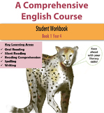 A Comprehensive English Course: Book 1 Year 4