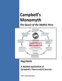 Joseph Campbell's Monomyth: The Mythic Hero's Journey