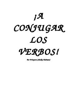 !A Conjugar Los Verbos! Book