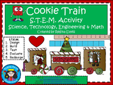 A+ STEM Cookie Train Activity...Science, Technology, Engineering & Math