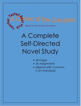A Corner of the Universe: A Complete Novel Study