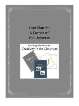 A Corner of the Universe Novel Unit Plus Grammar