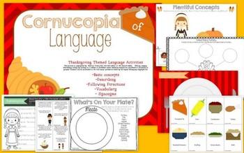 A Cornucopia of Language