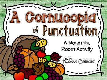 A Cornucopia of Punctuation