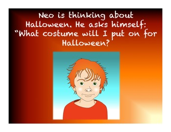A Costume for Halloween (Short Story-pdf)