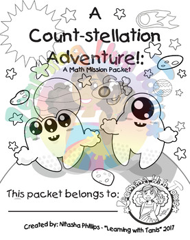 A Count-stellation Adventure: A Math Mission Packet