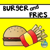 A Counting Activity:  Burger and Fries
