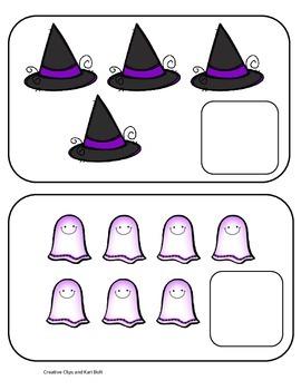 Halloween ~ Fun Math Idea