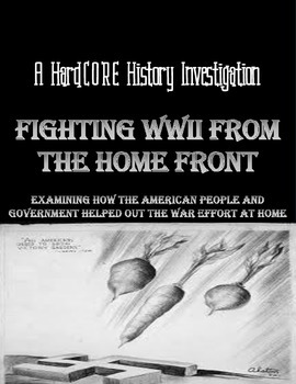 A Country at War: The Effort at Home to Win WWII