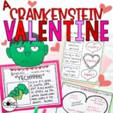 A Crankenstein Valentine Digital  Read-Aloud | Distance Learning