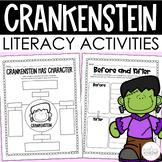 A Crankenstein Valentine:  Literacy Extension Activities {K-2}