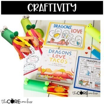 Dragon Loves Tacos Read-Aloud Activity