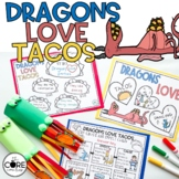 Dragons Love Tacos: Interactive Read-Aloud Lesson Plans and Activities
